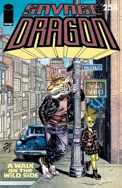 Savage Dragon #258 (2021)
