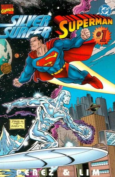 Silver Surfer – Superman – Pop! (1996)