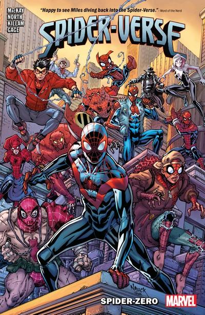 Spider-Verse – Spider-Zero (TPB) (2020)