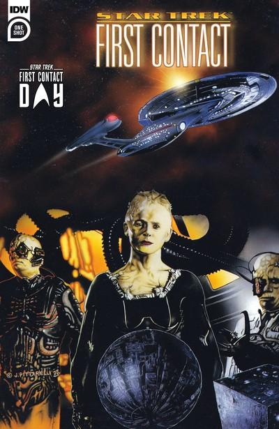 Star Trek – First Contact (TPB) (2021)