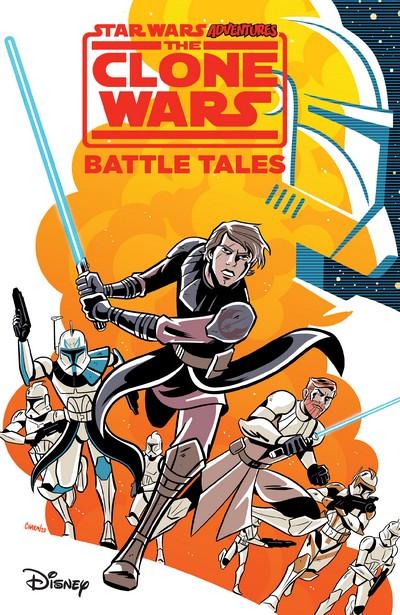 Star Wars Adventures – The Clone Wars – Battle Tales (TPB) (2021)