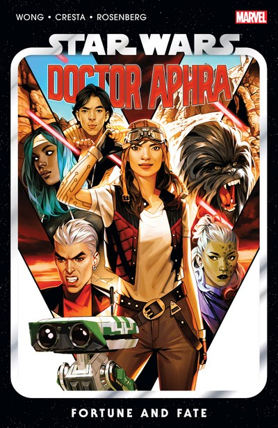 Star Wars – Doctor Aphra Vol. 1 – Fortune And Fate (TPB) (2021)
