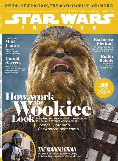 Star Wars Insider #201 (2021)