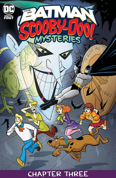 The Batman and Scooby-Doo Mysteries #3 (2021)