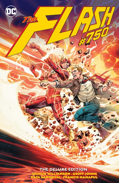 The Flash #750 – The Deluxe Edition (2020)