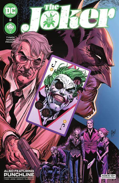 The Joker #2 (2021)