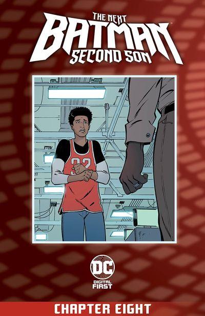 The Next Batman – Second Son #8 (2021)
