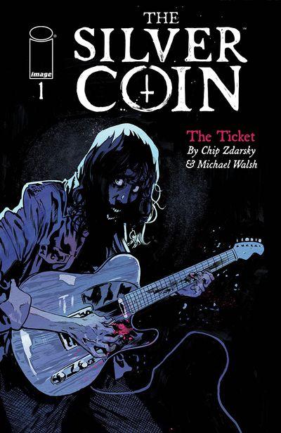 The Silver Coin #1 (2021)