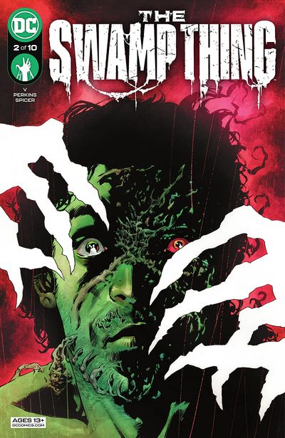 The Swamp Thing #2 (2021)