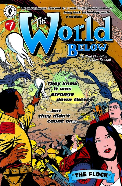 The World Below #1 – 4 (1999)