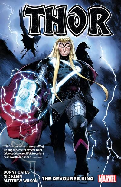 Thor Vol. 1 – The Devourer King (TPB) (2020)