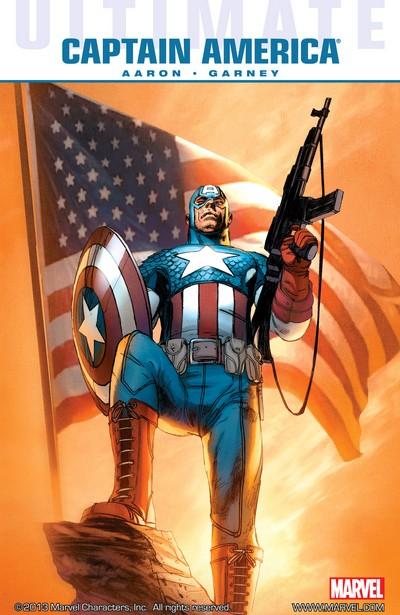 Ultimate Comics Captain America (TPB) (2011)
