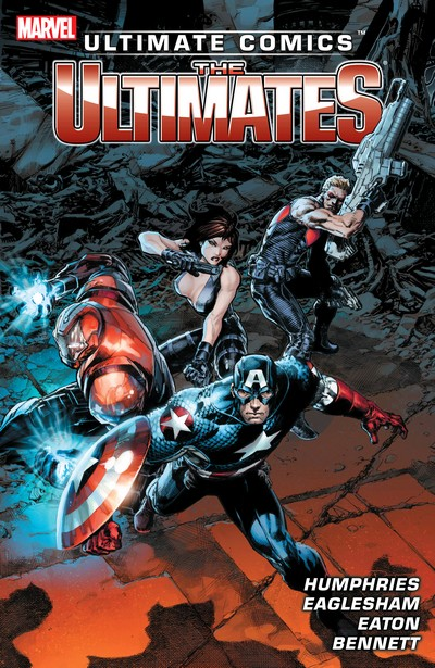 Ultimate Comics Ultimates By Sam Humphries Vol. 1 (TPB) (2013)