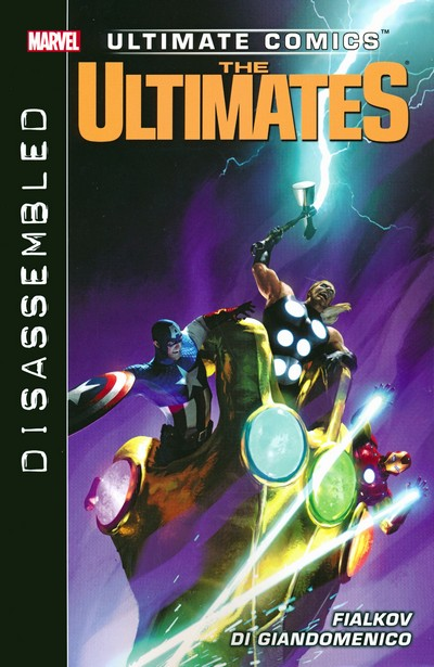 Ultimate Comics Ultimates – Disassembled (2013) (Fan Made)