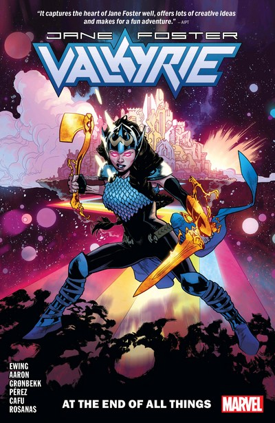 Valkyrie – Jane Foster Vol. 2 – At The End Of All Things (TPB) (2020)