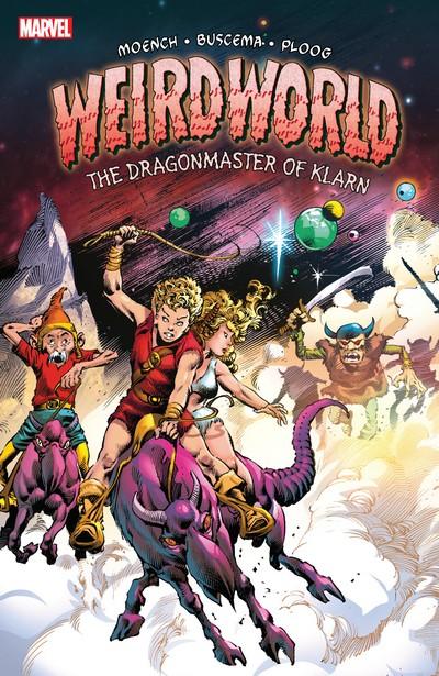 Weirdworld – The Dragonmaster Of Klarn (TPB) (2019)