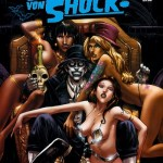 Whatever Happened to Baron Von Shock #1 – 4 (2010)