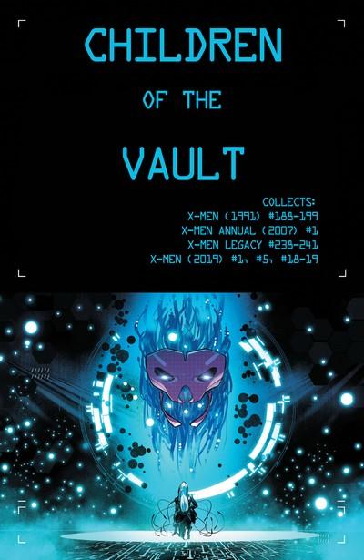 X-Men – Children of the Vault (2021) (Fan Made TPB)