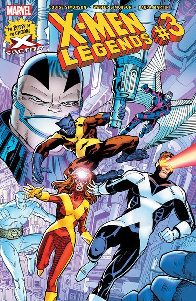 X-Men Legends #3 (2021)