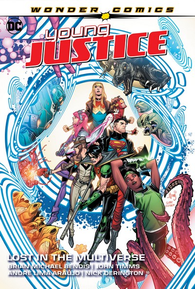 Young Justice Vol. 2 – Lost in the Multiverse (TPB) (2020)