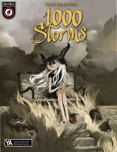 1000 Storms #1 (2021)