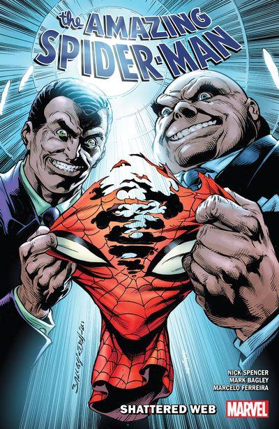 Amazing Spider-Man Vol. 12 – Shattered Web (TPB) (2021)