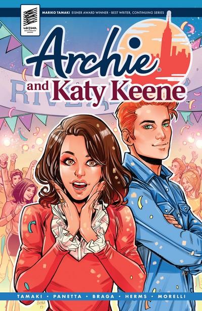 Archie & Katy Keene Vol. 1 (TPB) (2020)