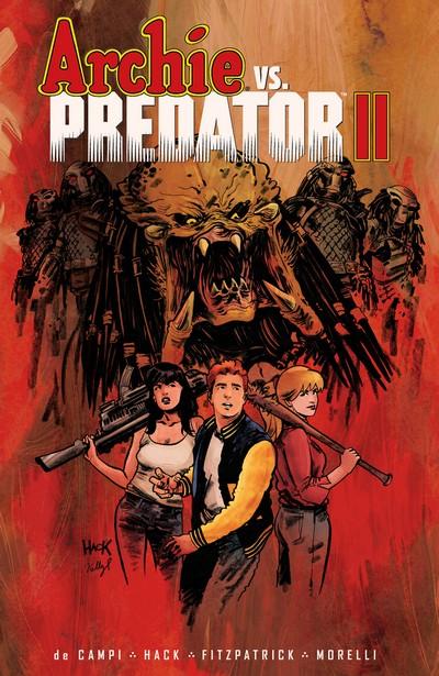 Archie vs. Predator II (TPB) (2020)