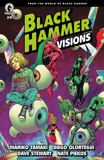 Black Hammer – Visions #4 (2021)