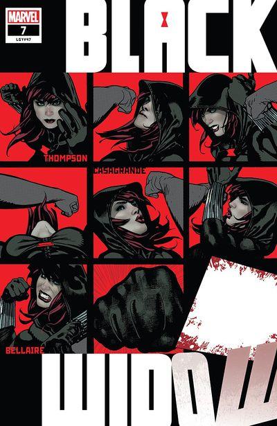 Black Widow #7 (2021)