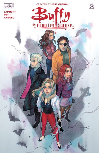 Buffy the Vampire Slayer #25 (2021)