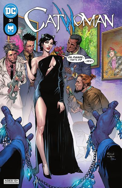 Catwoman #31 (2021)