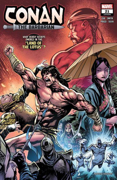 Conan The Barbarian #21 (2021)