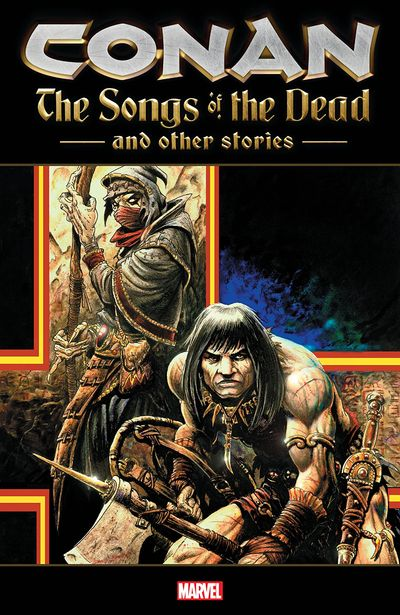 Conan – The Songs of the Dead and Other Stories (TPB) (2021)