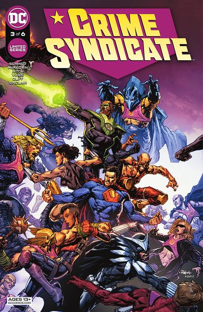 Crime Syndicate #3 (2021)
