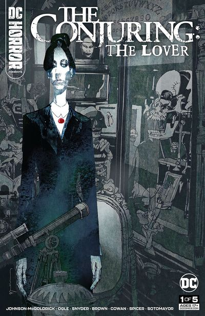 DC Horror Presents – The Conjuring – The Lover #1 (2021)