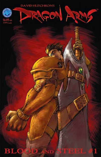 Dragon Arms #1 – 6 (2002-2003)