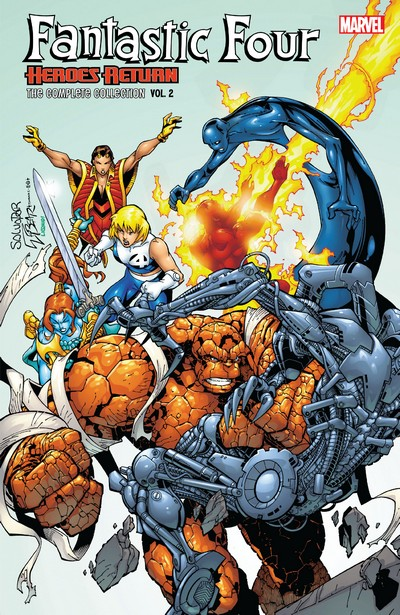 Fantastic Four – Heroes Return – The Complete Collection Vol. 2 (2020)