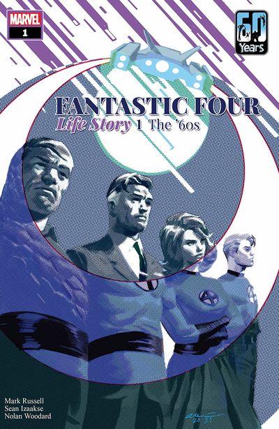 Fantastic Four – Life Story #1 (2021)