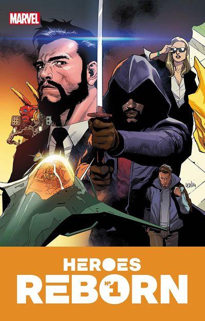 Heroes Reborn #1 (2021)