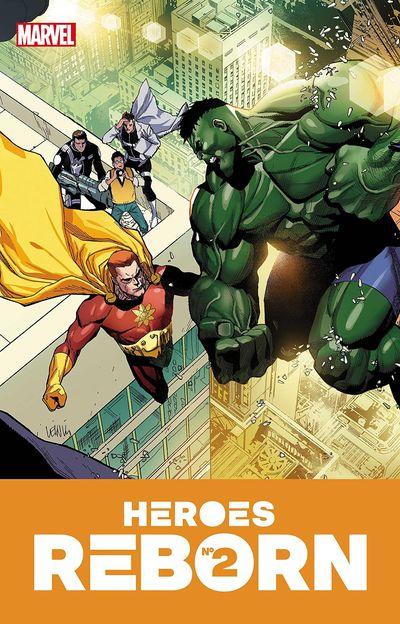 Heroes Reborn #2 (2021)