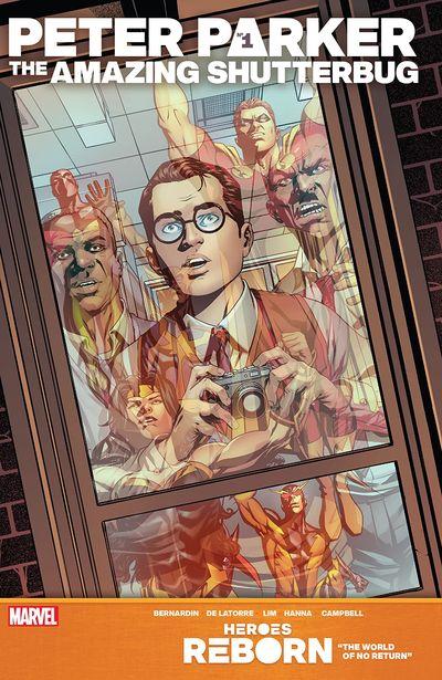 Heroes Reborn – Peter Parker, The Amazing Shutterbug #1 (2021)