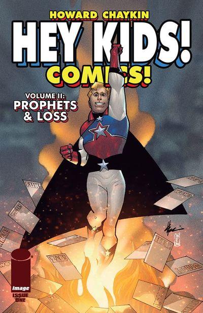 Hey Kids! Comics! Vol. 2 #1 – Prophets & Loss (2021)