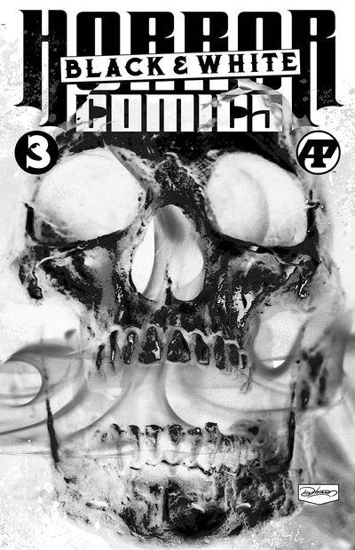 Horror Comics Black & White #3 (2021)