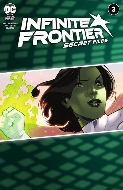 Infinite Frontier – Secret Files #3 (2021)