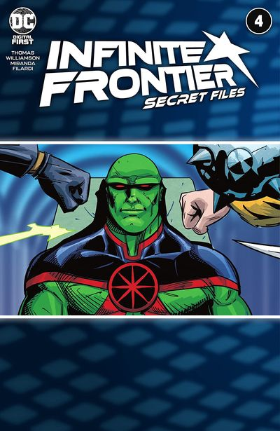 Infinite Frontier – Secret Files #4 (2021)