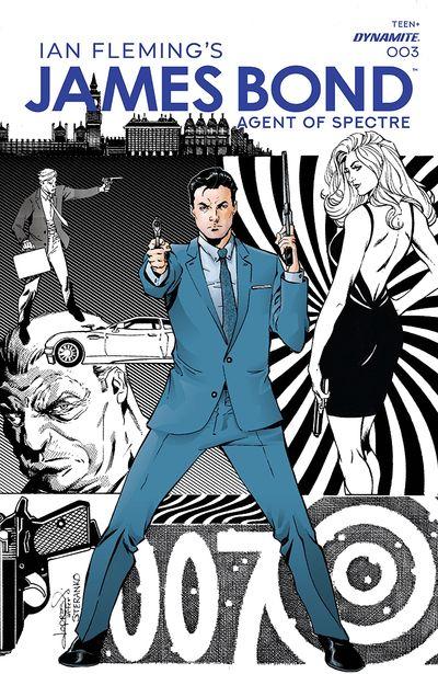 James Bond – Agent of Spectre #3 (2021)