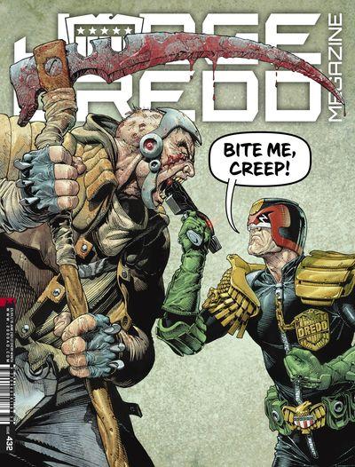 Judge Dredd Megazine #432 (2021)
