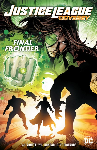 Justice League Odyssey Vol. 3 – Final Frontier (TPB) (2020)