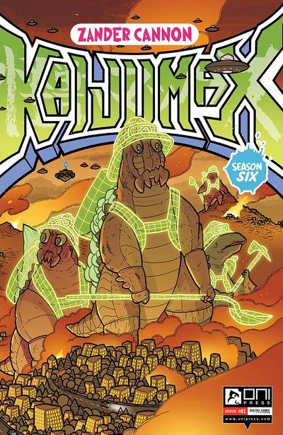 Kaijumax – Season 6 #1 (2021)